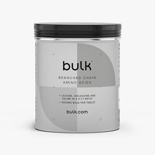 bulk aminoacidi a catena ramificata (bcaa) compresse da 1000 mg 250