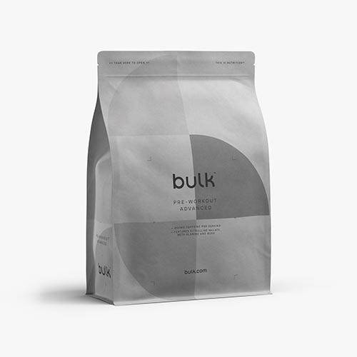 bulk complete pre workout™ advanced mixed berry 100g