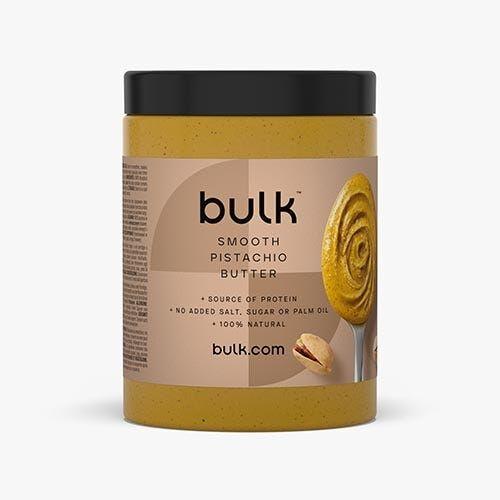 Bulk Burro di pistacchi 1kg Smooth