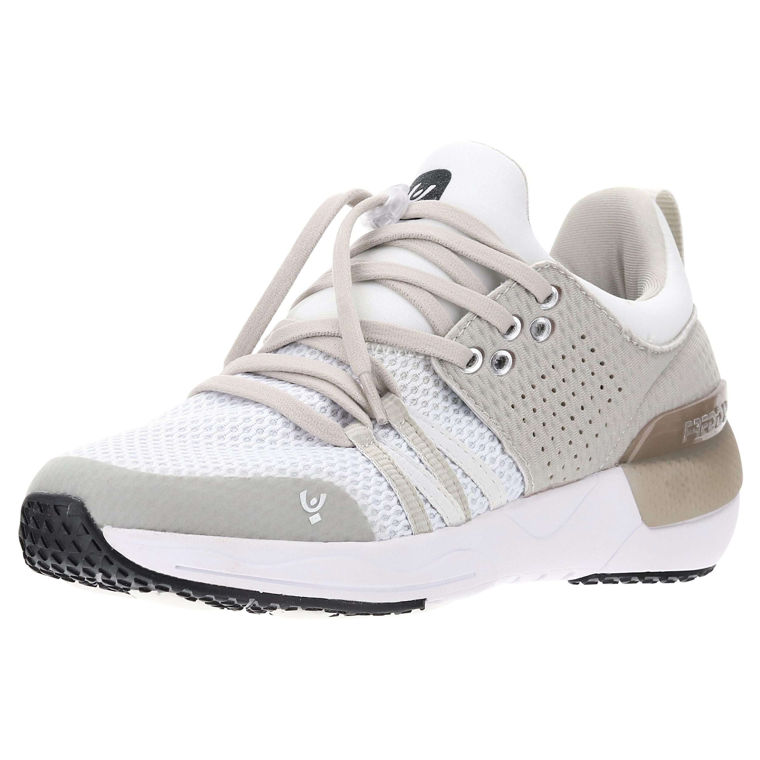 Freddy Feline Skinair scarpa fitness traspirazione attiva bianca-nera White