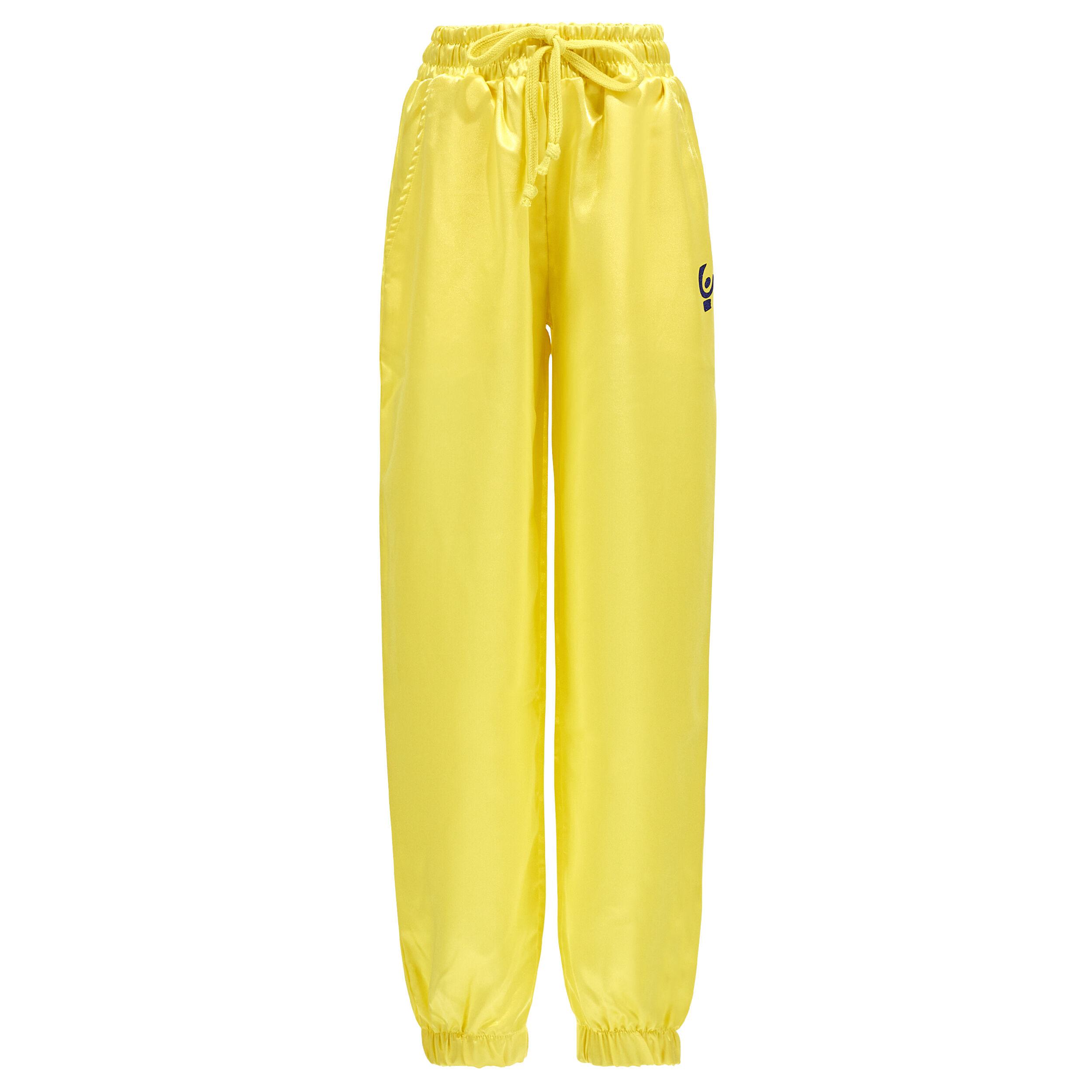 Freddy Pantalone sportivo stile hip pop - Ragazza 10-16 Yellow