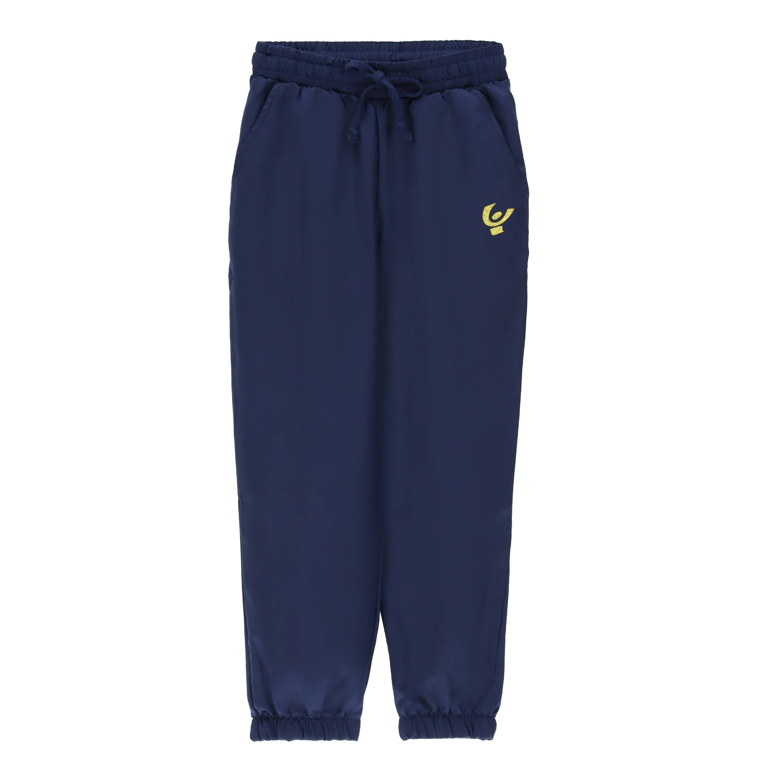 Freddy Pantalone sportivo stile hip pop - Bambina 6-8 anni Blue