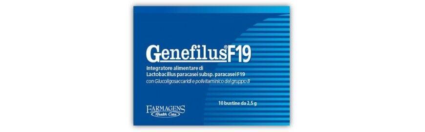 FARMAGENS SRL GENEFILUS-F19 INTEG 10BS 2,5