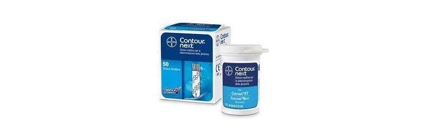 CONTOUR NEXT GLICEMIA 50STR - DISPOSITIVO MEDICO