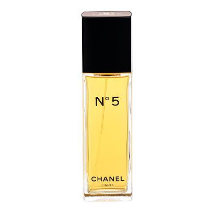 Chanel No.5 eau de toilette 100 ml Donna