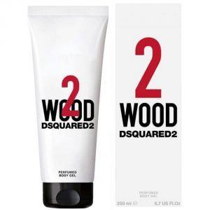 Dsquared2 2 Wood Body Gel 200 ml