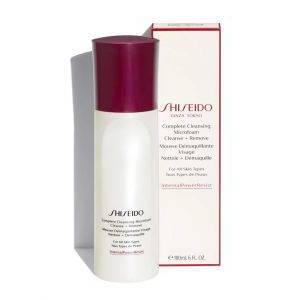Shiseido Mousse Demaquillante Visage 180 ml