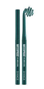 Divage Eyeliner & Kajal Waterproof 04 Emerald Green