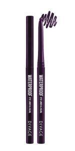 Divage Eyeliner & Kajal Waterproof 05 Smart Purple