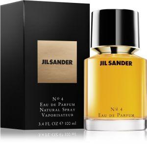 Jil Sander N°4 100 ml Spray, Eau de Parfum
