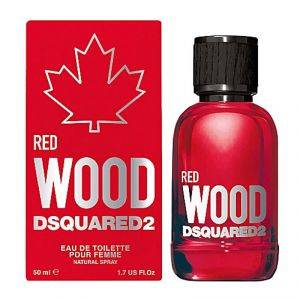 Dsquared2 Red Wood Dsquared2 Pour Femme 50 ml Spray, Eau de Toilette