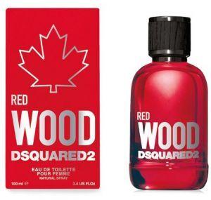 Dsquared2 Red Wood Dsquared2 Pour Femme 100 ml Spray, Eau de Toilette