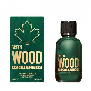 Dsquared2 Green Wood Dsquared2 Pour Homme 50 ml Spray, Eau de Toilette