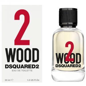 Dsquared2 2 Wood 30 ml Spray, Eau de Toilette