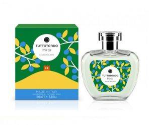 Tuttotondo Mirto 100 ml Spray, Eau de Toilette