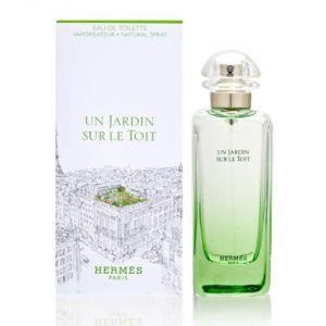 Hermes Un Jardin SUR LE TOIT Hermes 100 ml Spray, Eau de Toilette