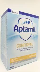 Mellin Aptamil Conformil Latte 0-6 M 600 g