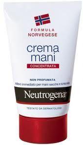 Johnson & Johnson Neutrogena Crema Mani Non Profumata