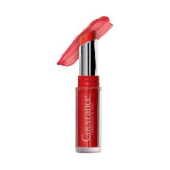Avene Linea Couvrance Coprente Balsamo Bellezza Labbra Colore Rosso Luminoso 3 g
