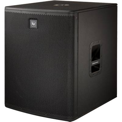 "ElectroVoice ""ElectroVoice ELX118P - Subwoofer attivo 700W - 18"""""""
