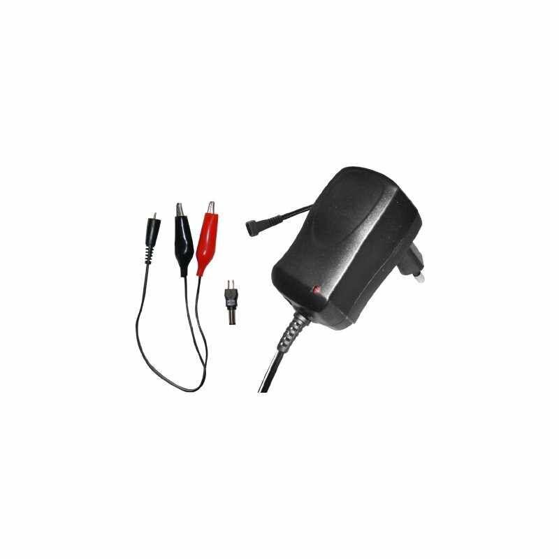 ap12c10- carica batterie auto / moto / veicoli alcapower - 12w / 12v  / 1a