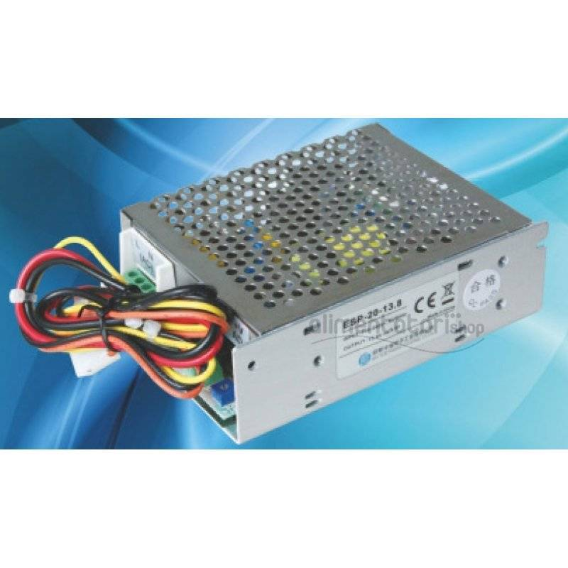 ESP-140-13,8- DC UPS System Evoluto ECU Power-Supply - 140W / 12V  / 10A