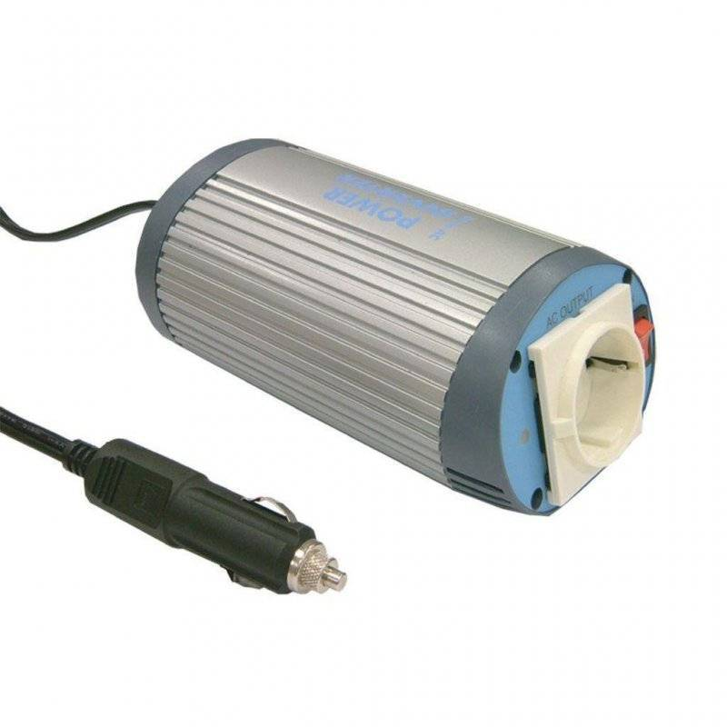 A302-150-F3 - Inverter MeanWell 150W - In 24V Out 220 VAC Onda Sinusoidale Modif