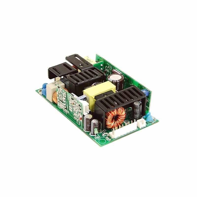 RPSG-160-24 - Alimentatore Meanwell - Aperto - 160W 24V - Ingresso 100-240 VAC