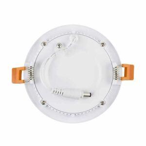 Faretto SuperSlim LED Rotondo 6W / IP20 / Ø120mm