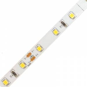 Striscia Led SMD 2835 - 60 led/m - 400 lumen/mt - 5W/mt - 12 o 24V - 5mt PRO