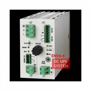ZM12V10A-151A- DC UPS System Evoluto REL Power - 150W / 12V  / 10A