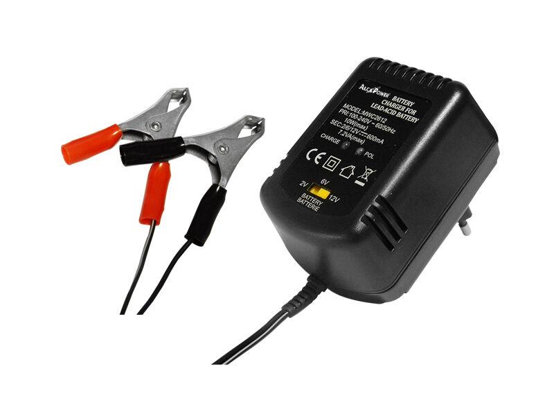 alcapower ap2612c- carica batterie auto / moto / veicoli alcapower - 7w / 12v / 0,6a   su alimentatorishop.com