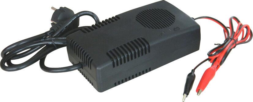 alcapower ap36v2- carica batterie auto / moto / veicoli alcapower - 72w / 36v / 2a   su alimentatorishop.com