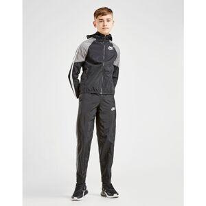 Nike Sportswear Woven Tuta Junior - Only at JD, Nero