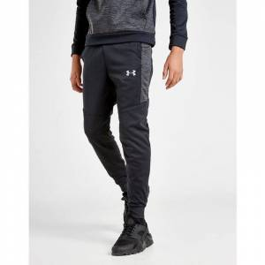 Under Armour Fleece Reflective Pantaloni sportivi Junior - Only at JD, Nero