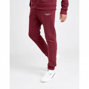 McKenzie Essential Cuffed Pantaloni sportivi Junior - Only at JD, Rosso