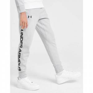 Under Armour Sportstyle Double Knit Pantaloni sportivi Junior - Only at JD, Grigio