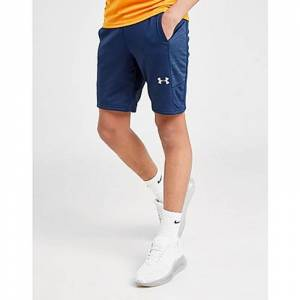 Under Armour Fleece Shorts Junior - Only at JD, Navy