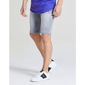 ILLUSIVE LONDON Denim Shorts Junior, Grigio
