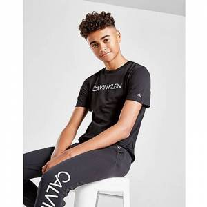 Calvin Klein Jeans Institutional Logo T-Shirt Junior, Black