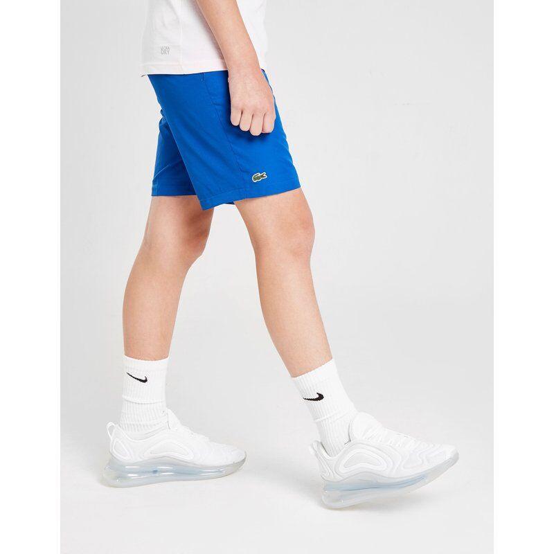 Lacoste Woven Shorts Junior, Celeste