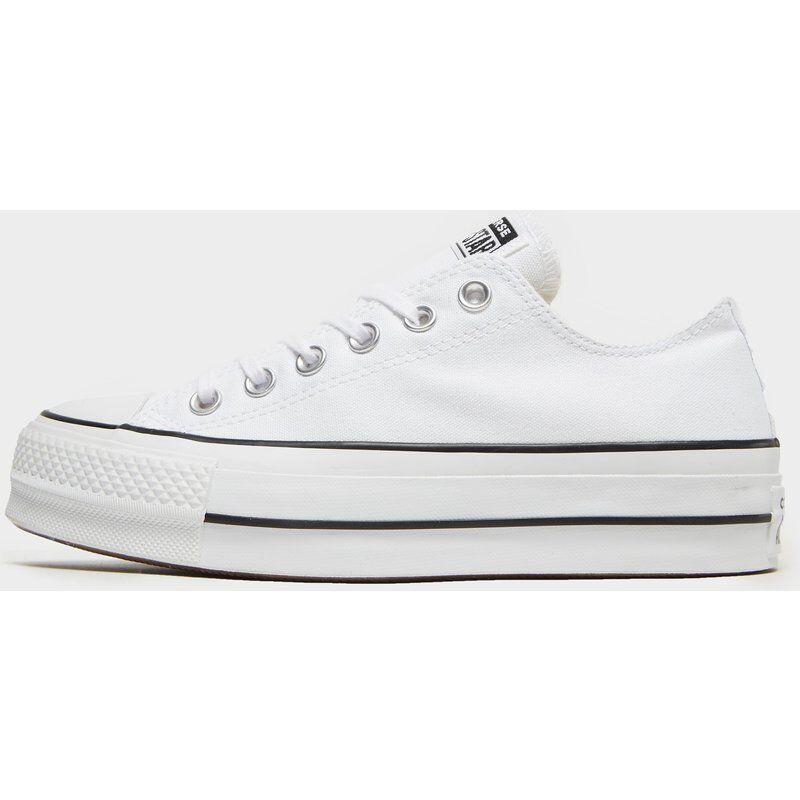 Converse All Star Lift Ox Women's, Bianco