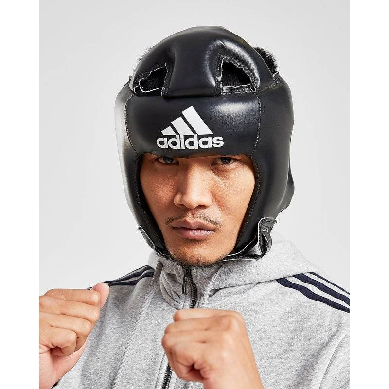 Adidas Rookie Head Guard, Rosso