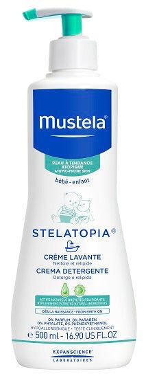 Mustela - Lab.Expanscience Italia Srl Mustela Stelatopia crema detergente 200ml