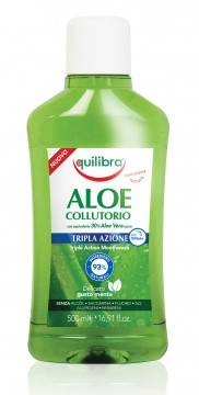 Equilibra collutorio aloe 500 ml