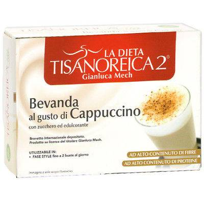 Gianluca Mech Spa Tisanoreica VITA Bevanda Cappuccino 4p
