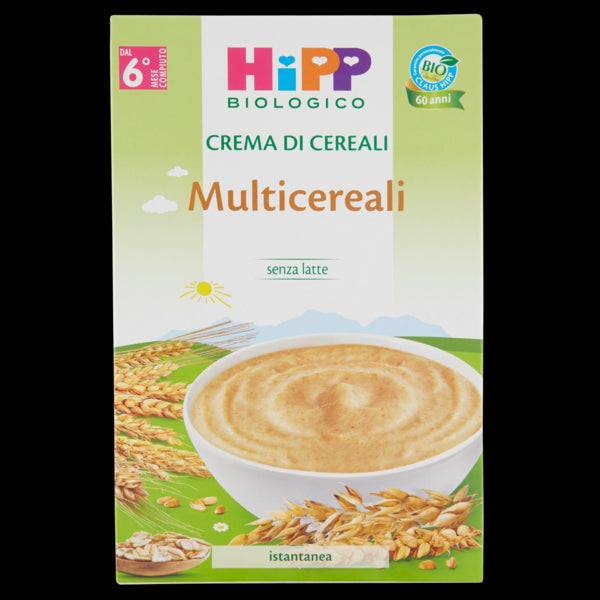 Hipp Gmbh & Co. Vertrieb Kg Hipp bio crema multicereali