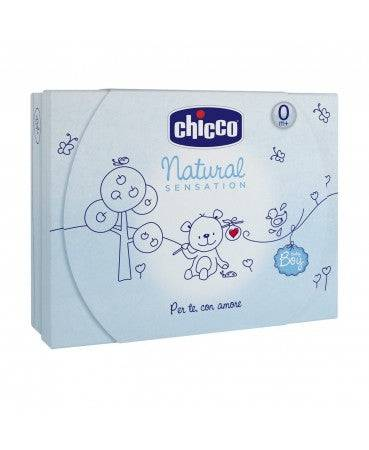 Chicco Cofanetto Regalo Natural Sensation Piccolo Boy