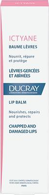 Ducray (Pierre Fabre It. Spa) Ictyane balsamo labbra 15 ml