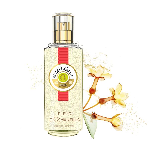 Roger&gallet (L'Oreal Italia) Fleur d'Osmanthus Acqua Profumata 50 ml